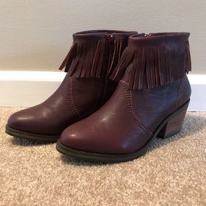 Shoemint Lucy Boots 7.5